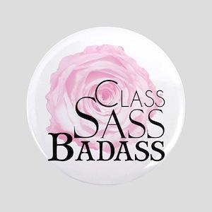 Class, Sass, Badass Button