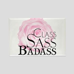 Class, Sass, Badass Magnets