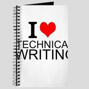 I Love Technical Writing Journal