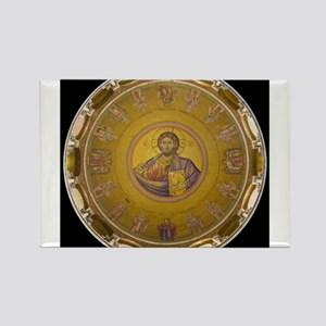 Dome Church Holy Sepulchre Magnets
