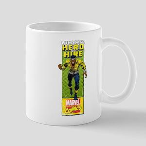 Luke Cage Classic Masthead Mug