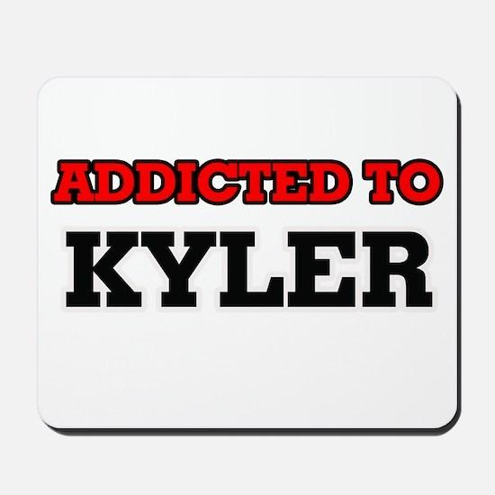 Addicted to Kyler Mousepad