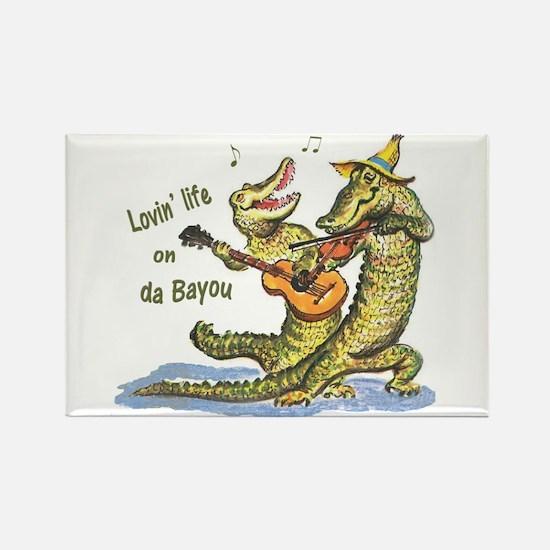 On da Bayou Magnets