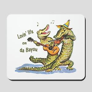 On da Bayou Mousepad
