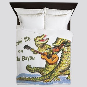 On da Bayou Queen Duvet