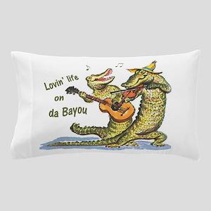 On da Bayou Pillow Case