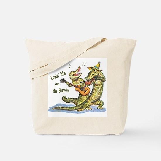 On da Bayou Tote Bag