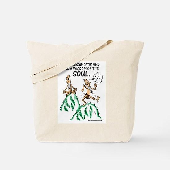 Wisdom of the Soul Tote Bag