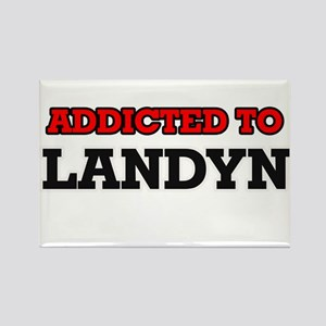 Addicted to Landyn Magnets