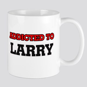 Addicted to Larry Mugs
