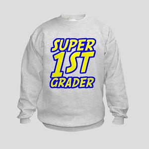 Super 1st Grader Sweatshirt