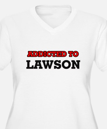 Addicted to Lawson Plus Size T-Shirt