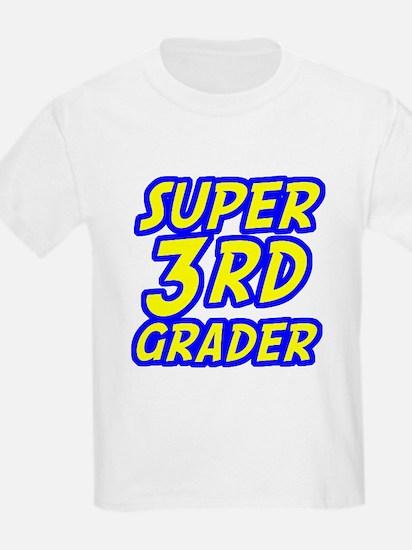 Super 3rd Grader T-Shirt