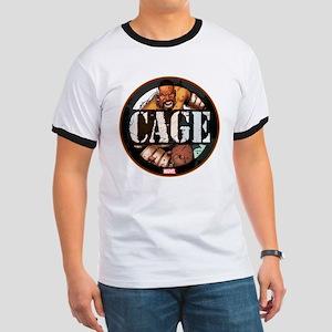 Luke Cage Badge Ringer T