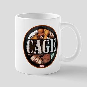 Luke Cage Badge Mug