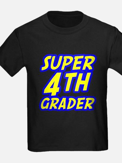 Super 4th Grader T