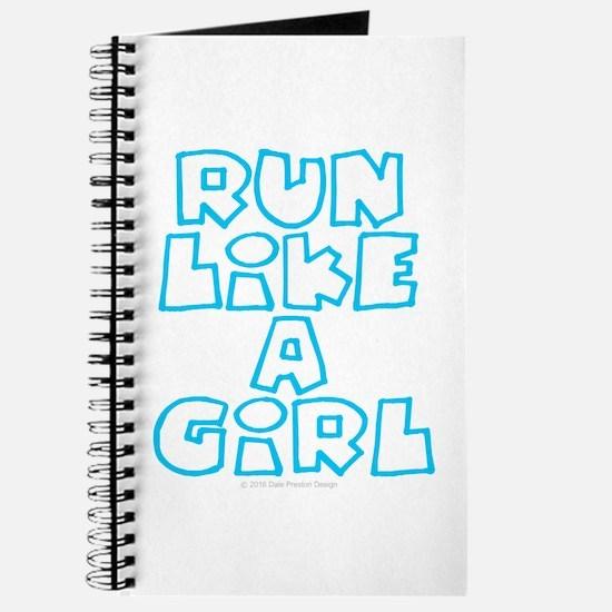 RUN LIKE A GIRL Journal