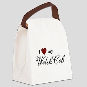 Welsh Cob Canvas Lunch Bag