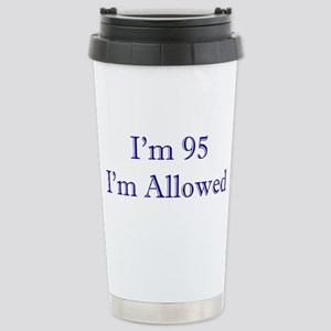 95 I'm Allowed 3 Dk Blue Travel Mug