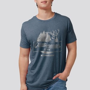 Pi Kappa Alpha Outdoorsman Mens Tri-blend T-Shirt