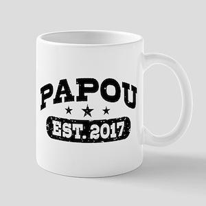 Papou Est. 2017 Mug