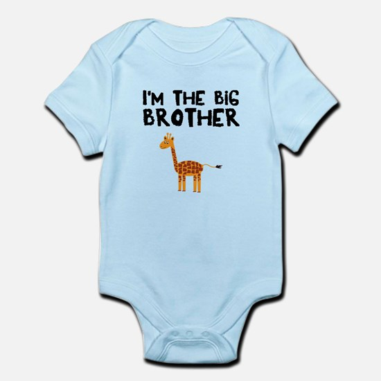 I'm the big brother Body Suit
