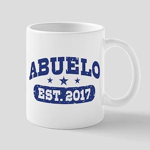 Abuelo Est. 2017 Mug