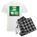 Rummy Expression Men's Light Pajamas