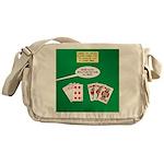 Rummy Expression Messenger Bag