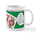 Rummy Expression Mug
