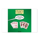 Rummy Expression Postcards (Package of 8)