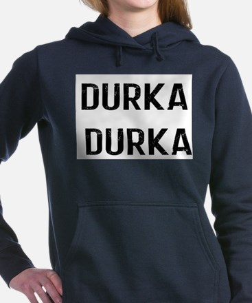 DURKA DURKA Women's Hooded Sweatshirt