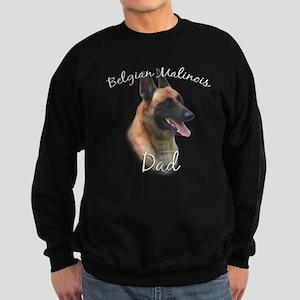 Malinois Dad2 Sweatshirt