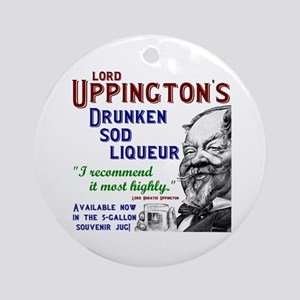Lord Uppington's Ornament (Round)