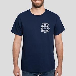 Firefighters Wife Dark T-Shirt
