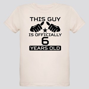 This Guy Is Officially 6 Years Old T Shirt