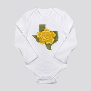 Yellow Rose of Texas Infant Bodysuit Body Suit