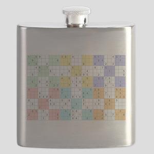 pastel sudoku Flask
