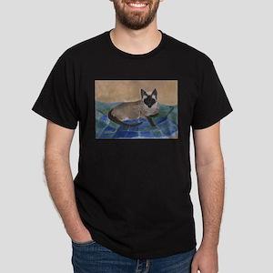 Siamese Napping T-Shirt