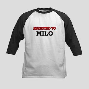 Addicted to Milo Baseball Jersey