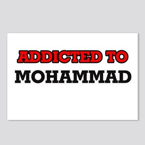 Addicted to Mohammad Postcards (Package of 8)