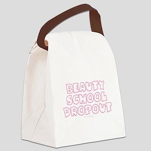 BEAUTY SCHOOL DROPOUT Canvas Lunch Bag