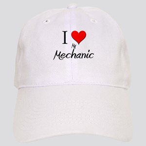 I Love My Mechanic Cap