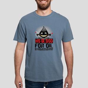 No-Blood-For-Oil Women's Cap Sleeve T-Shirt