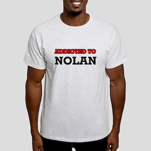 Addicted to Nolan T-Shirt