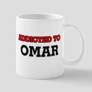 Addicted to Omar Mugs