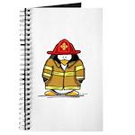 Fire Rescue Penguin Journal