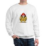 Fire Rescue Penguin Sweatshirt