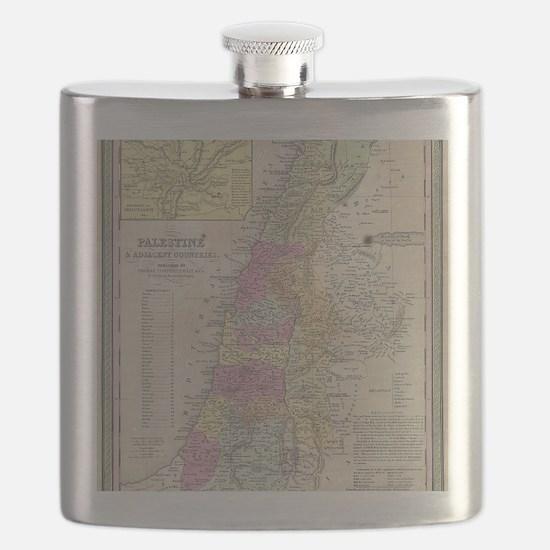 Cute Palestine Flask