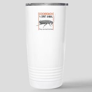 Cockroach Spirit Animal Travel Mug